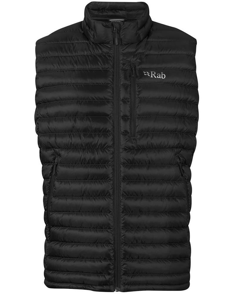Rab Men's Pertex Microlight Vest Black 0