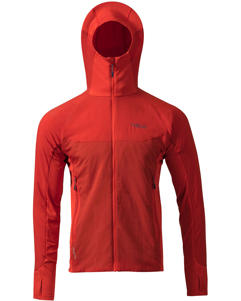 Rab Men's Alpha Flux Jacket 0