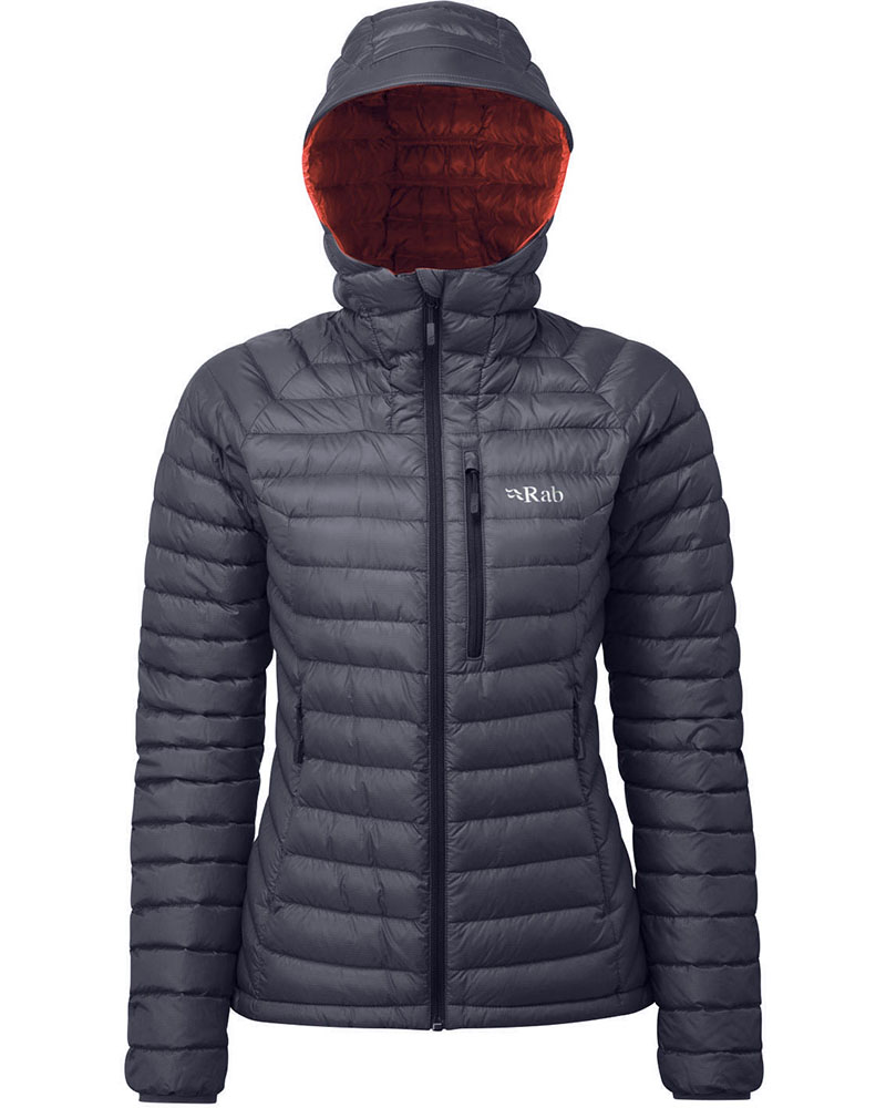 Rab Women's Pertex Microlight Alpine Jacket 0