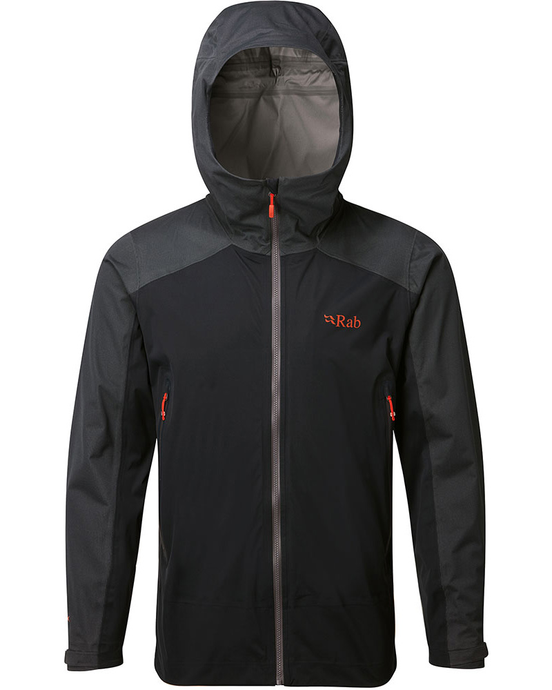 Rab Men's Kinetic Proflex Alpine Jacket 0
