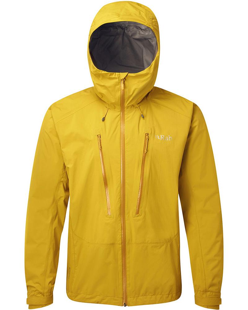 Rab Men's Downpour Alpine Pertex Shield Jacket 0