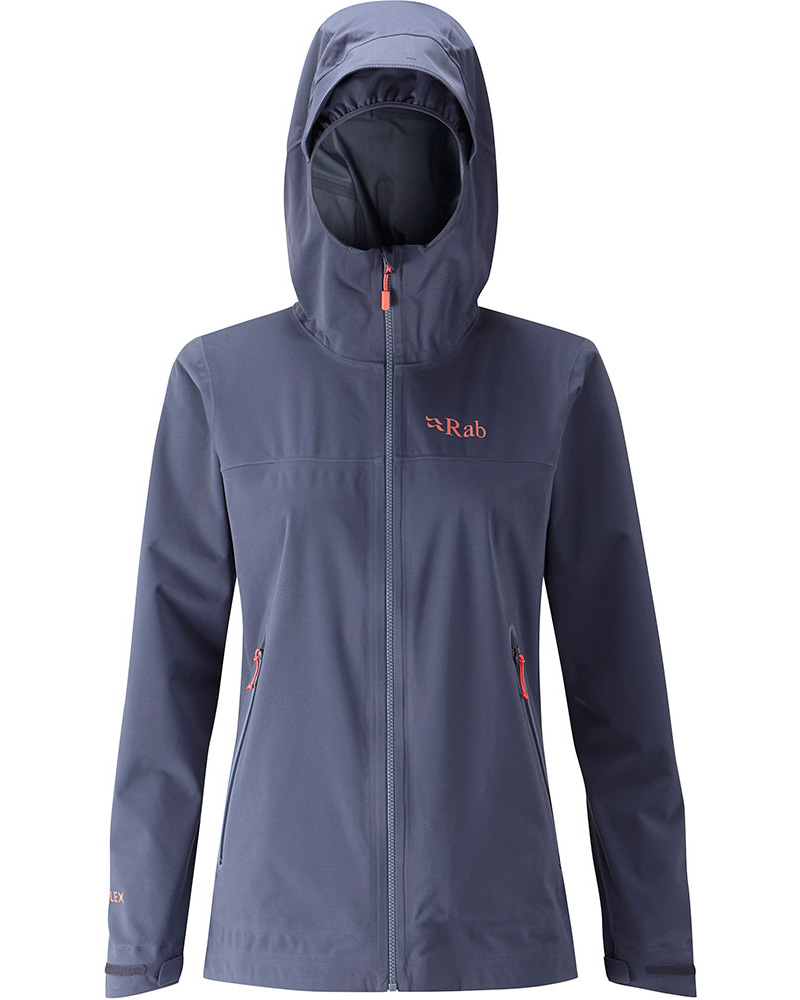 Rab Women's Kinetic Plus Proflex Jacket 0