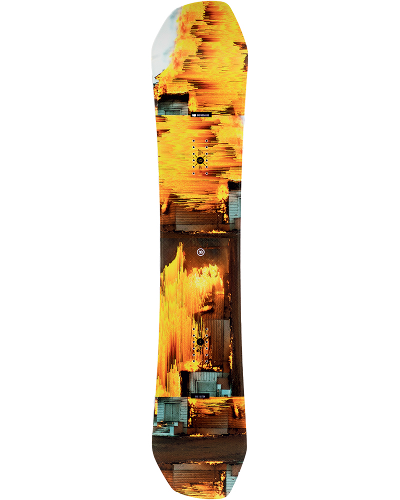 Ride Men's Helix Snowboard 2019 / 2020 0