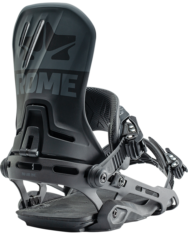 Rome D.O.D Men's Snowboard Bindings 2020 0
