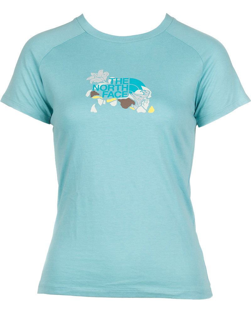 The North Face Women's S/S Hibiscus T-Shirt 0