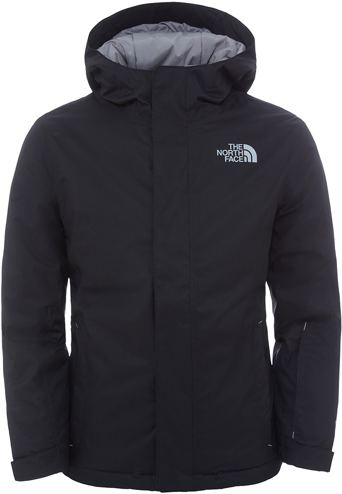 The North Face Youth Snowquest DryVent Jacket TNF Black 0