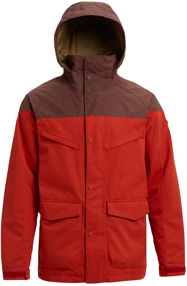 Burton Men's Breach Snowboard Jacket 2018 / 2019 0