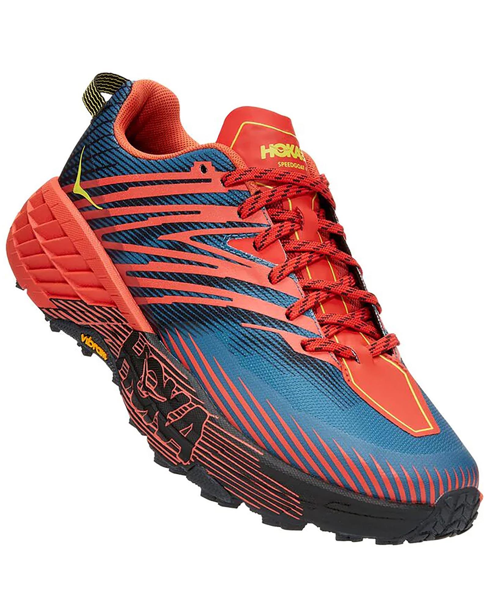 Hoka One One Speedgoat 4 Men's Shoes 0