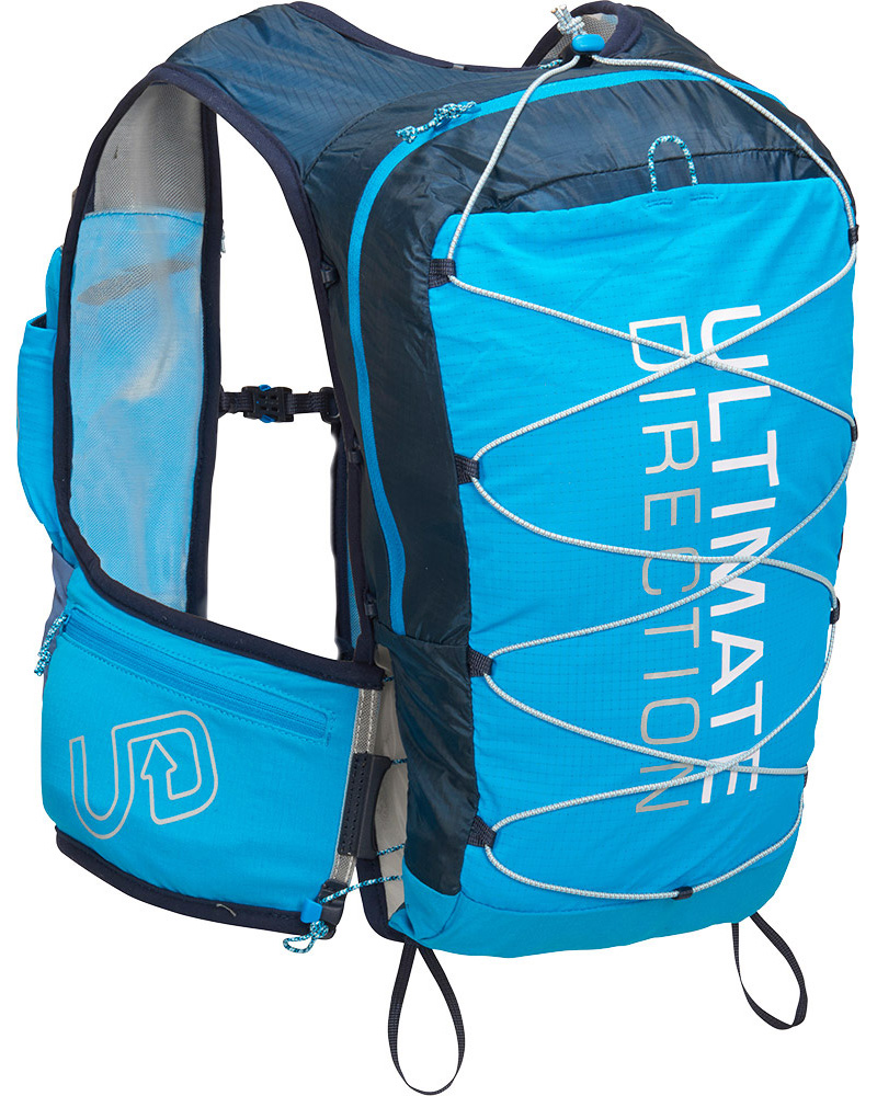 Ultimate Direction Mountain 4.0 13L Running Vest Signature Blue 0