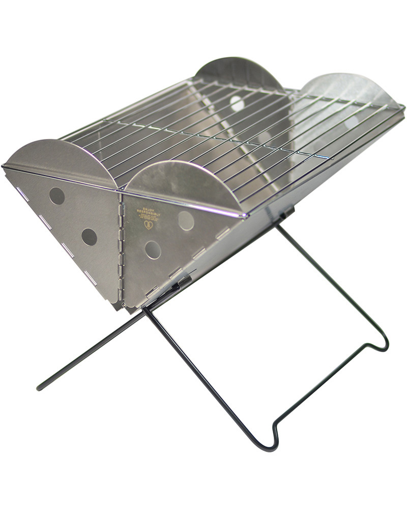UCO Flatpack Portable Grill and Firepit No Colour 0