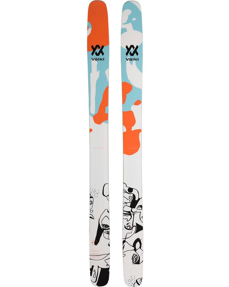 Volkl Men's Revolt 121 Freestyle Skis 2019 / 2020 0