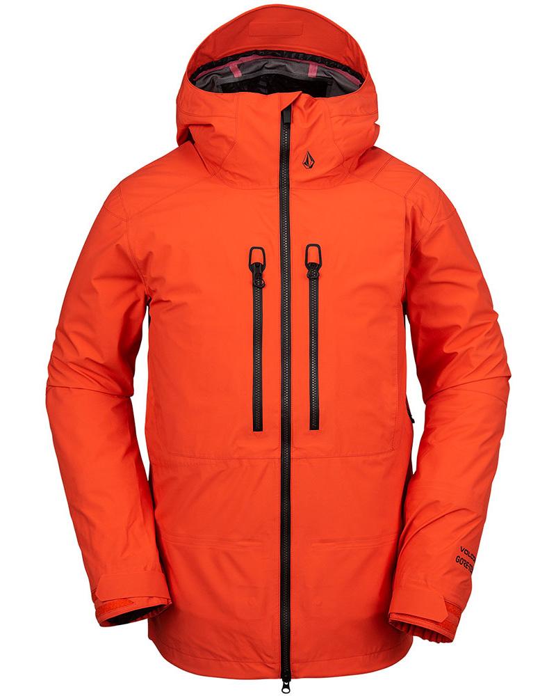 Volcom Men's Guide GORE-TEX Snowboard Jacket 2019 / 2020 Orange 0