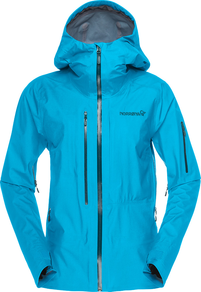 Norrona Women's Lofoten GORE-TEX Active Ski Jacket 0