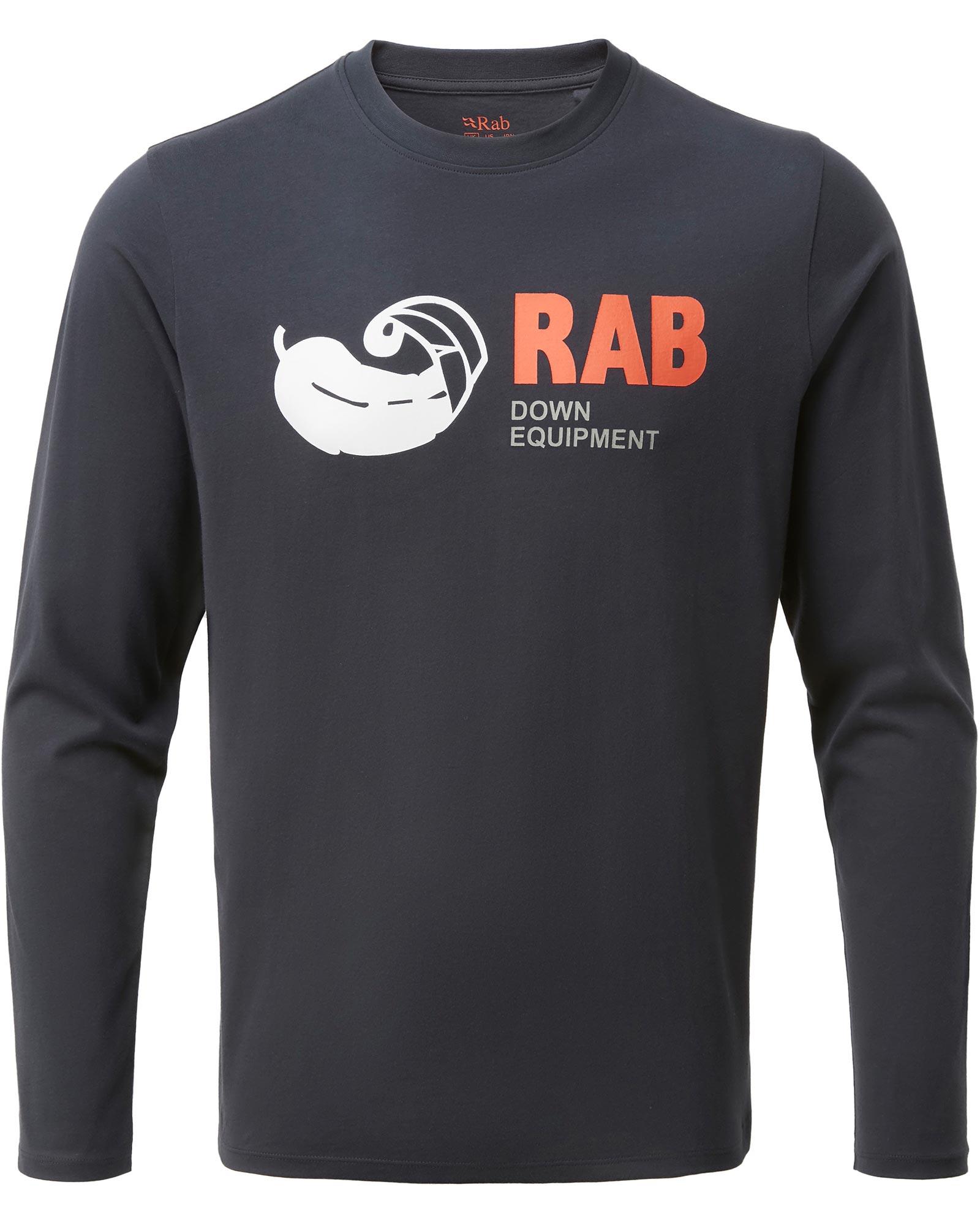 Rab Men's Stance Vintage L/S T-Shirt 0