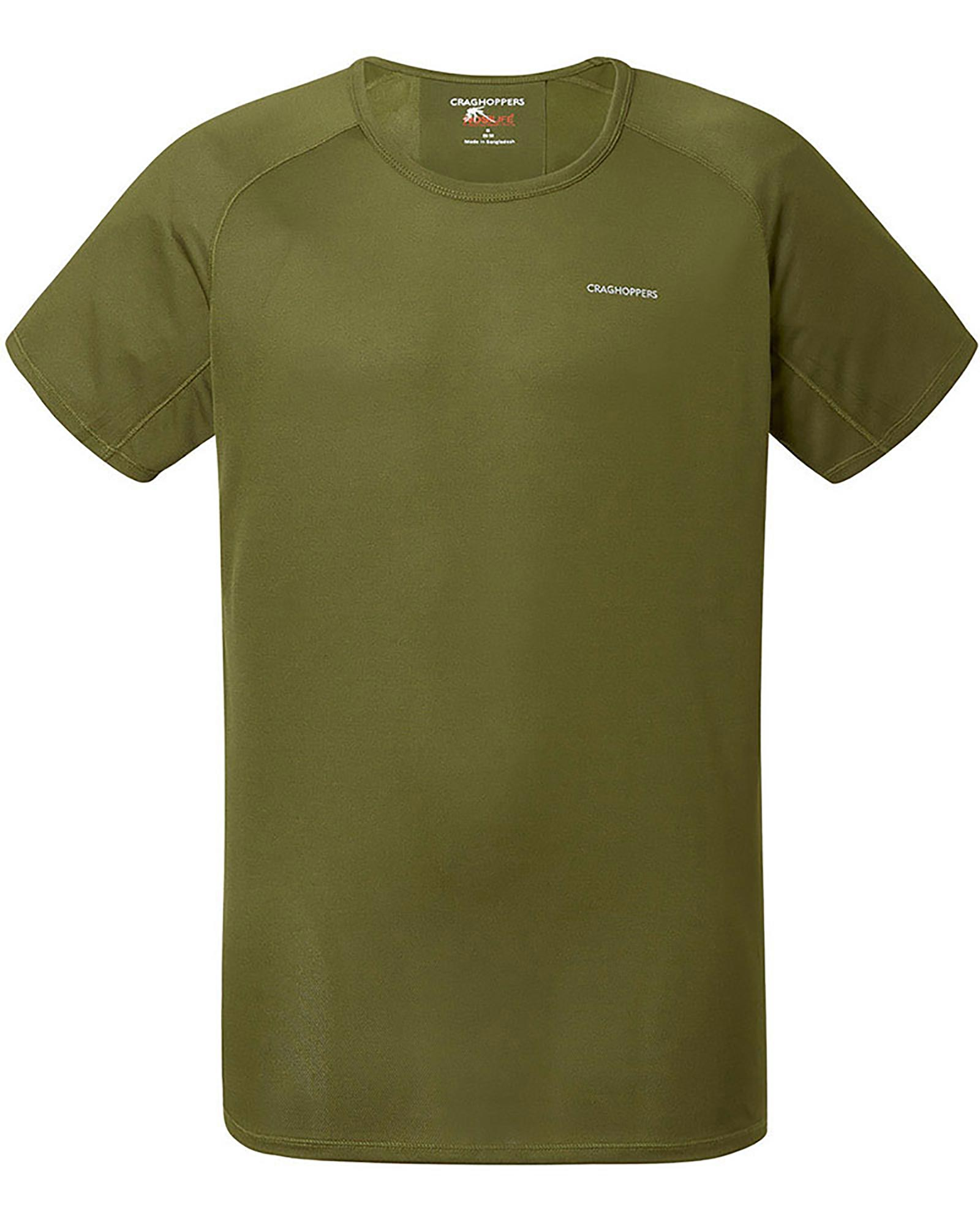 Craghoppers Mens S/s Nosilife Baselayer T-shirt