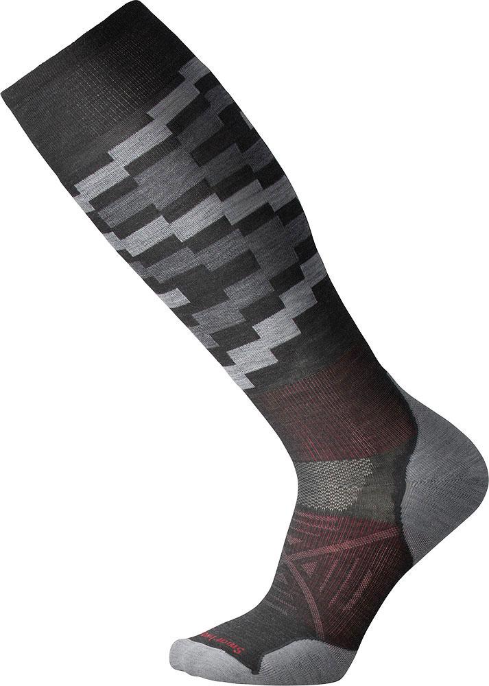 Smartwool Merino PhD Ski Light Elite - Pattern Socks 0