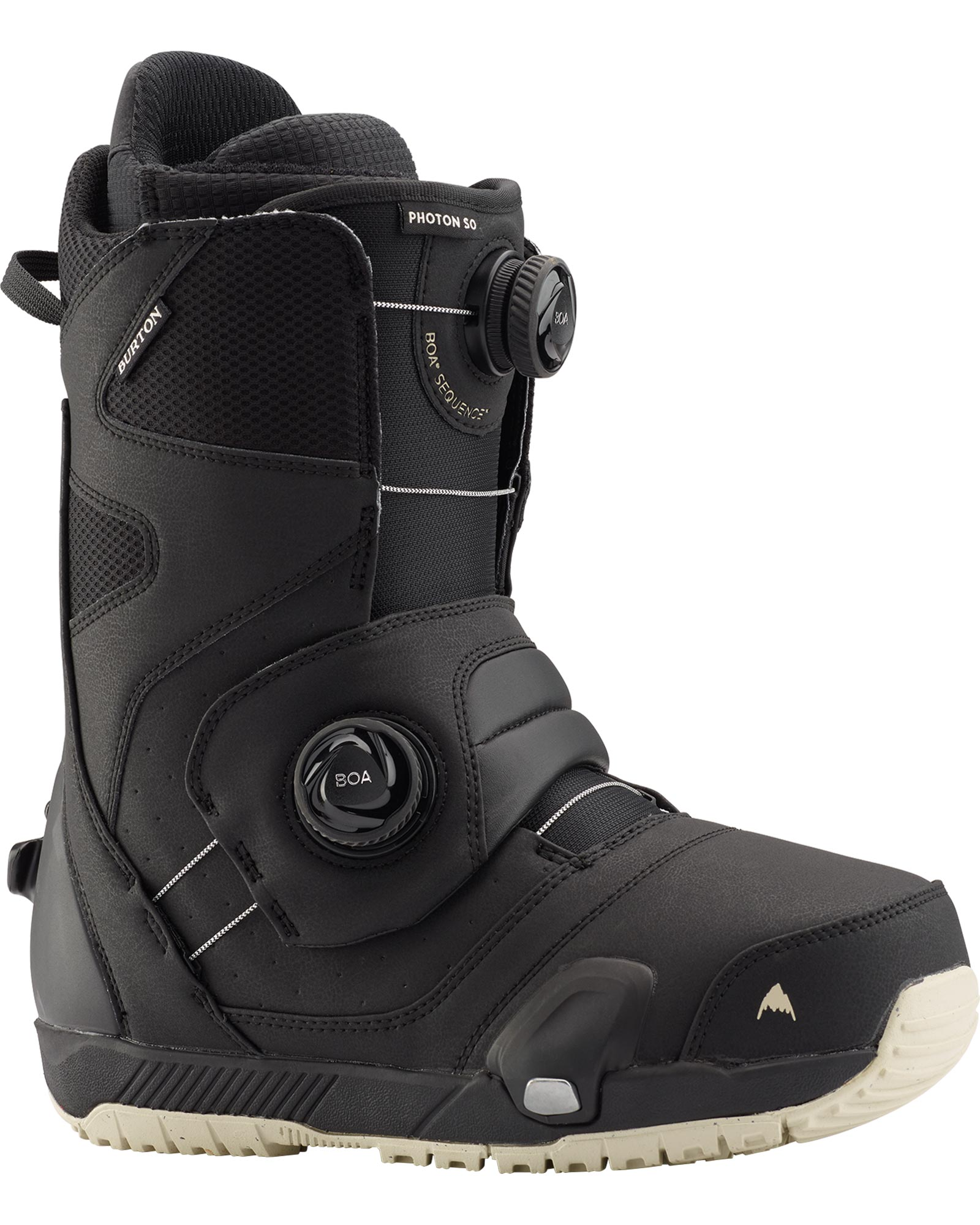 Burton Photon Wide Double BOA Step On Men's Snowboard Boots 2021 0