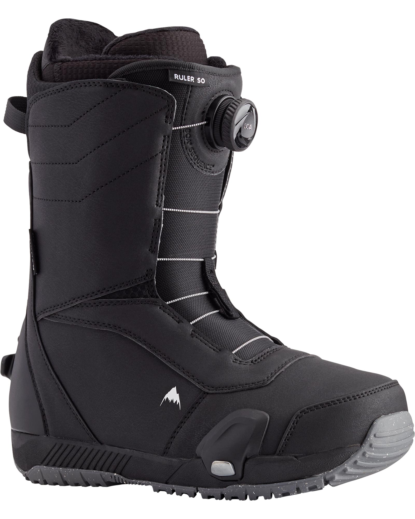 Burton Ruler BOA Step On Men's Snowboard Boots 2021 0