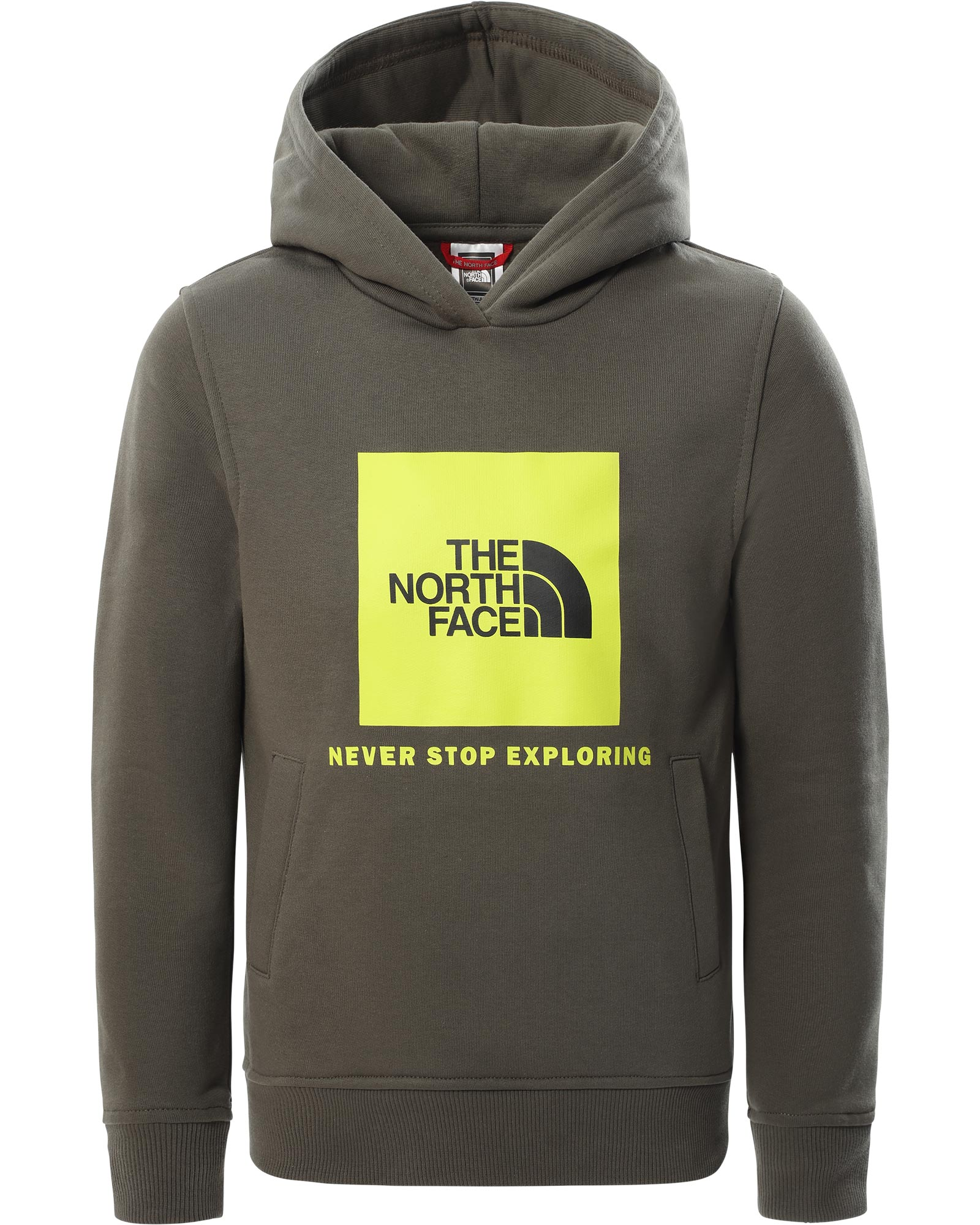 The North Face Youth Box Pullover Hoody XL 0