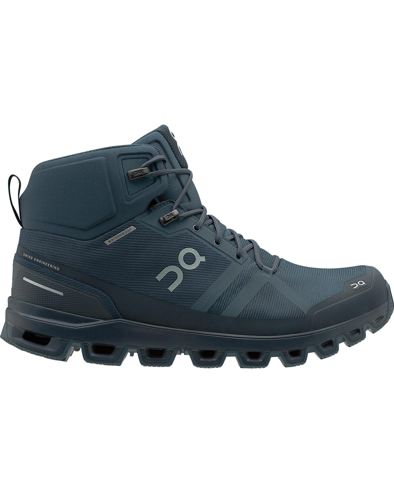 On Running Men's Cloudrock Waterproof Walking Boots 0