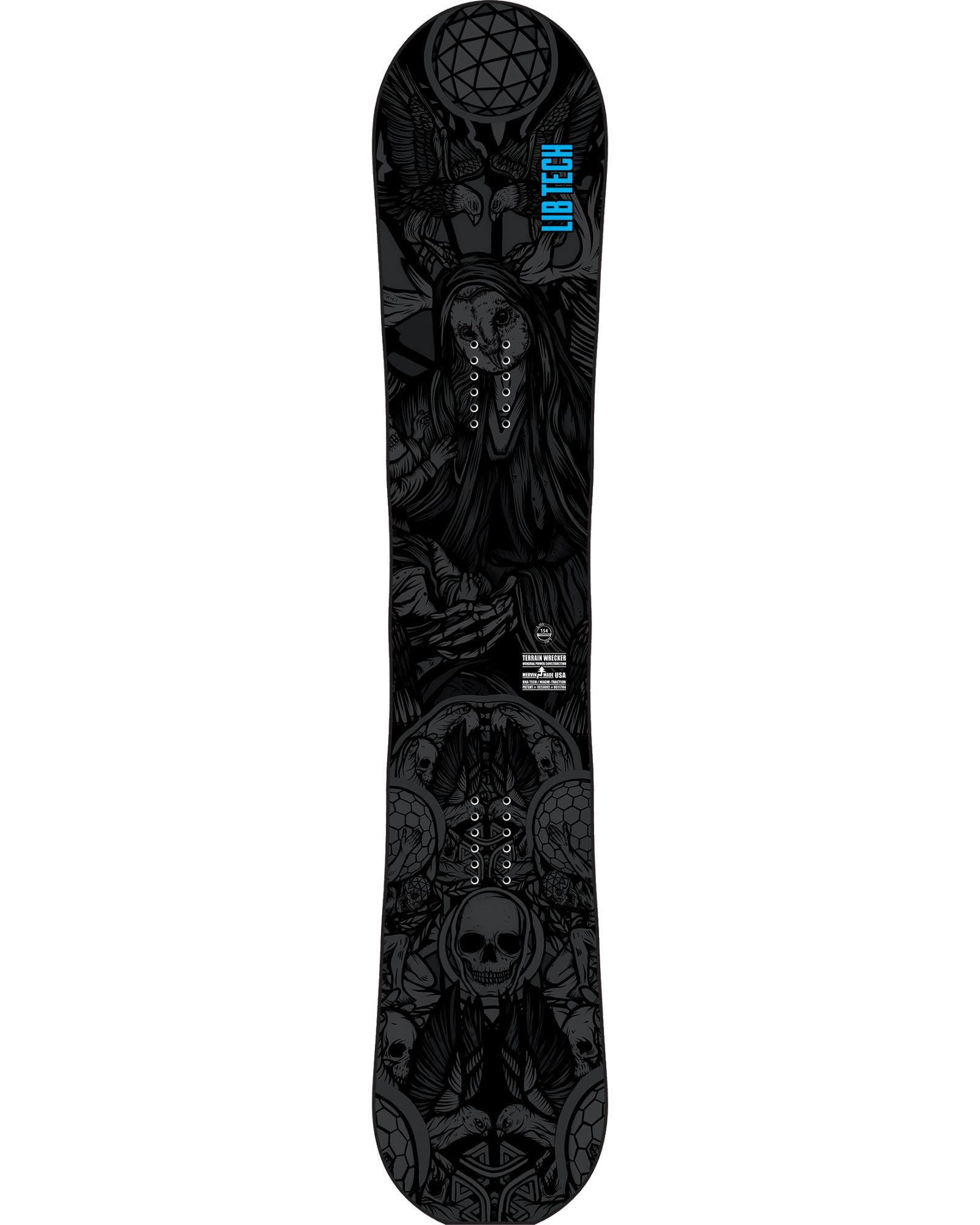 Lib Tech Men's Terrain Wrecker Snowboard 2020 / 2021 0