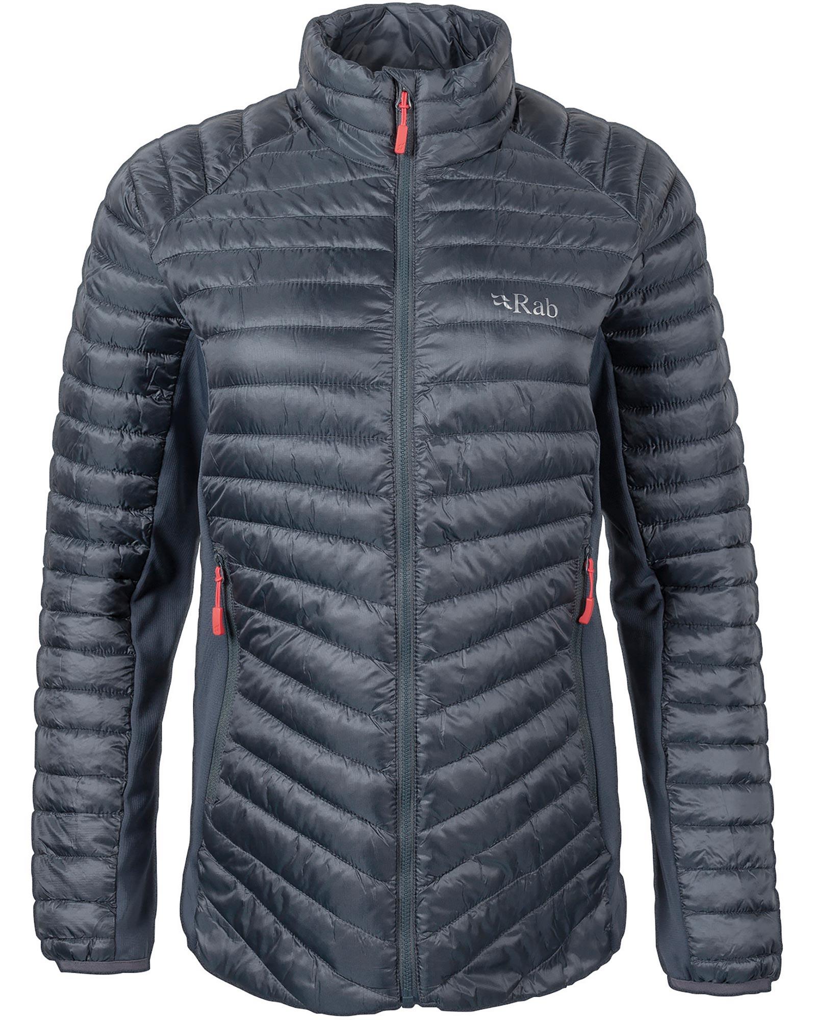 Rab Women's Cirrus Flex Jacket Steel 0