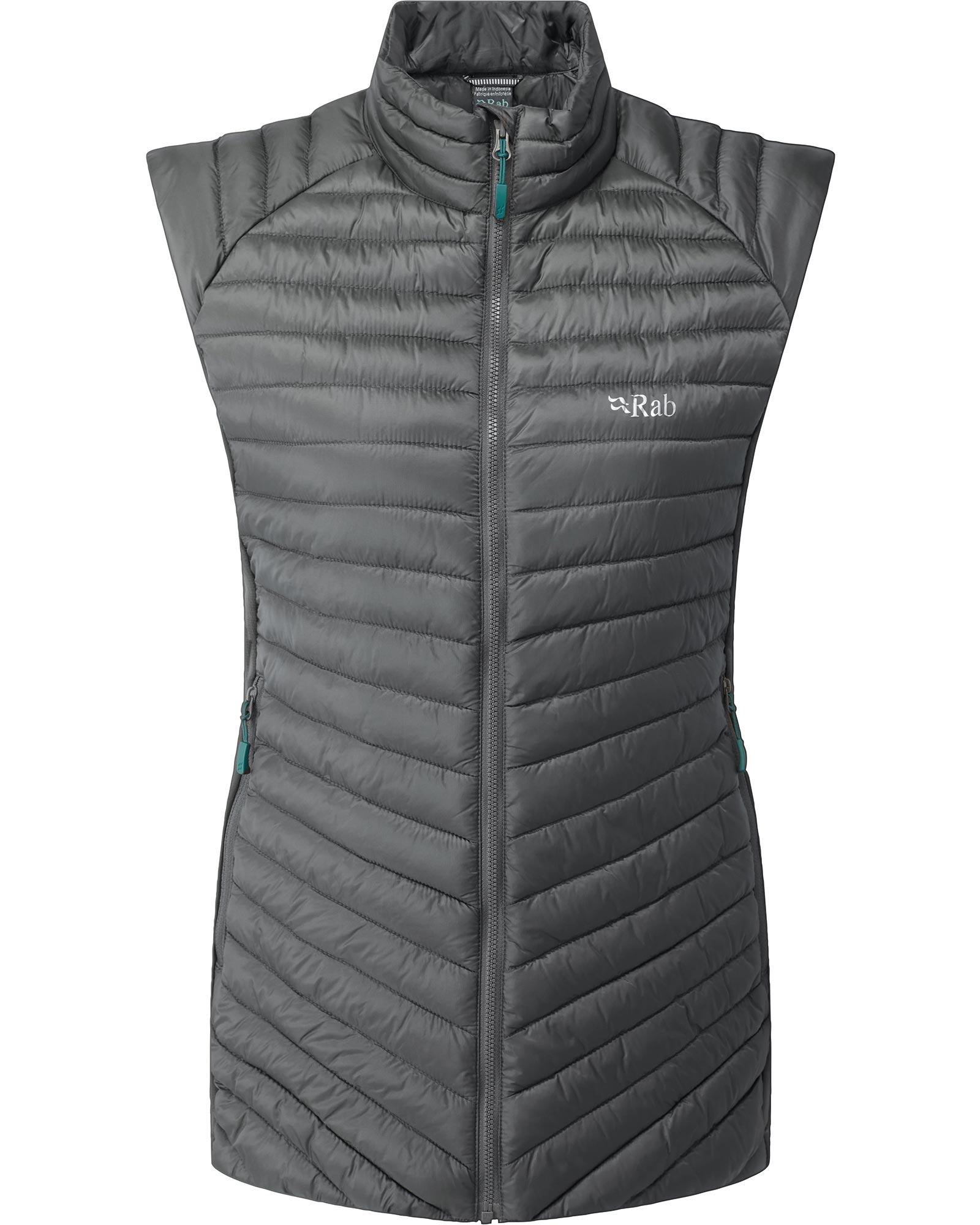Rab Women's Cirrus Flex Vest Steel 0
