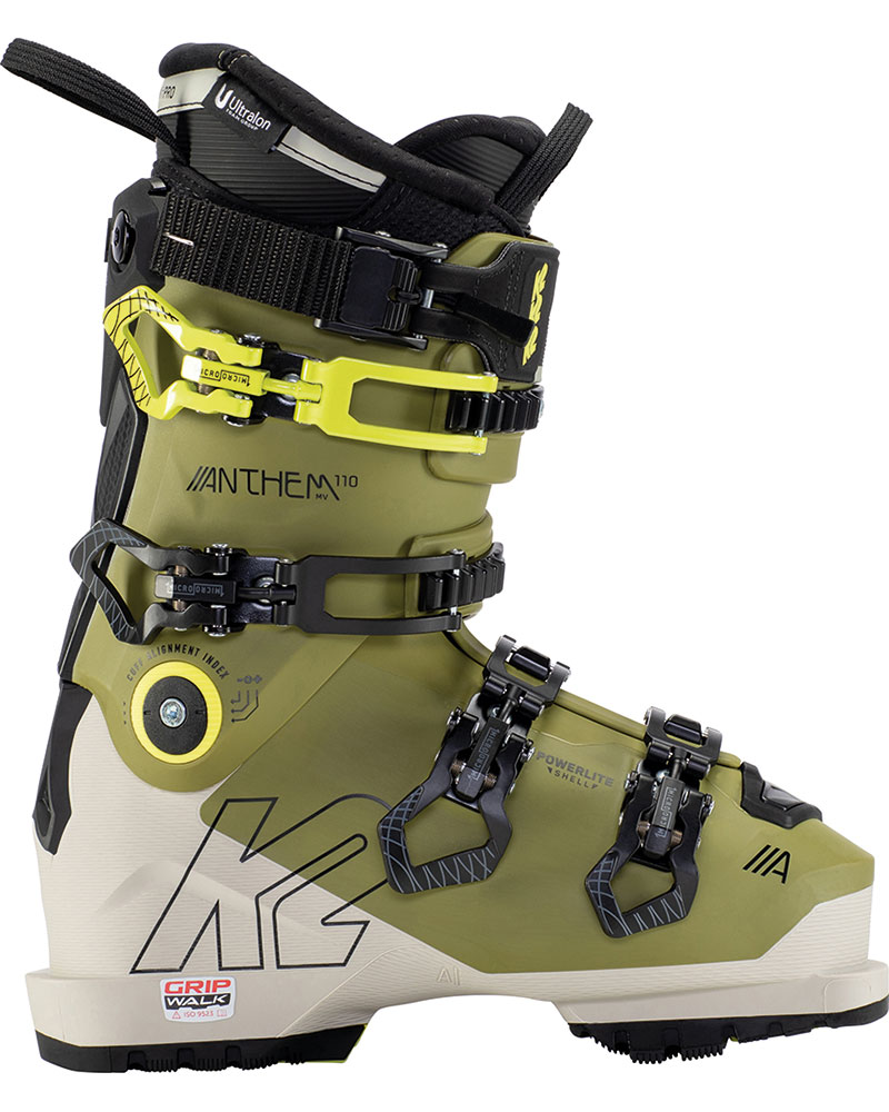 K2 Women's Anthem 110 LV GripWalk Ski Boots 2020 / 2021 No Colour 0