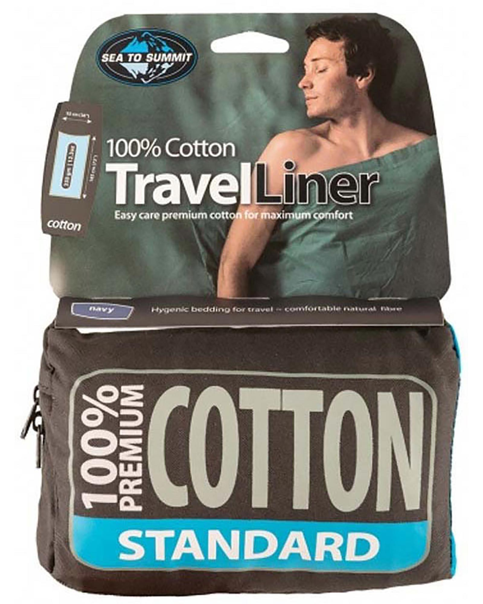 Sea to Summit Cotton Standard Liner 0