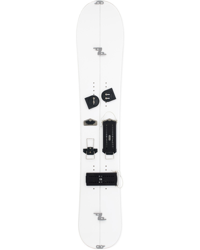 Voile Splitboard Standard Binding Mounting System No Colour 0