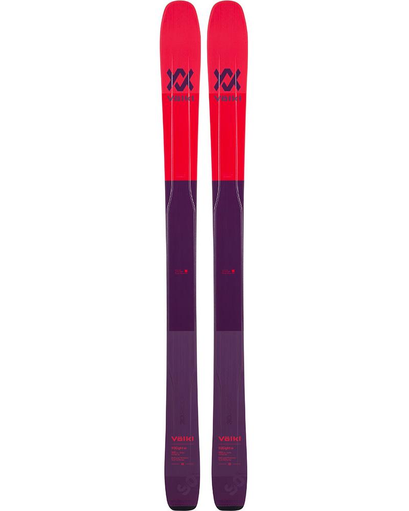 Volkl Women's 90Eight W Freeride Skis 2019 / 2020 0