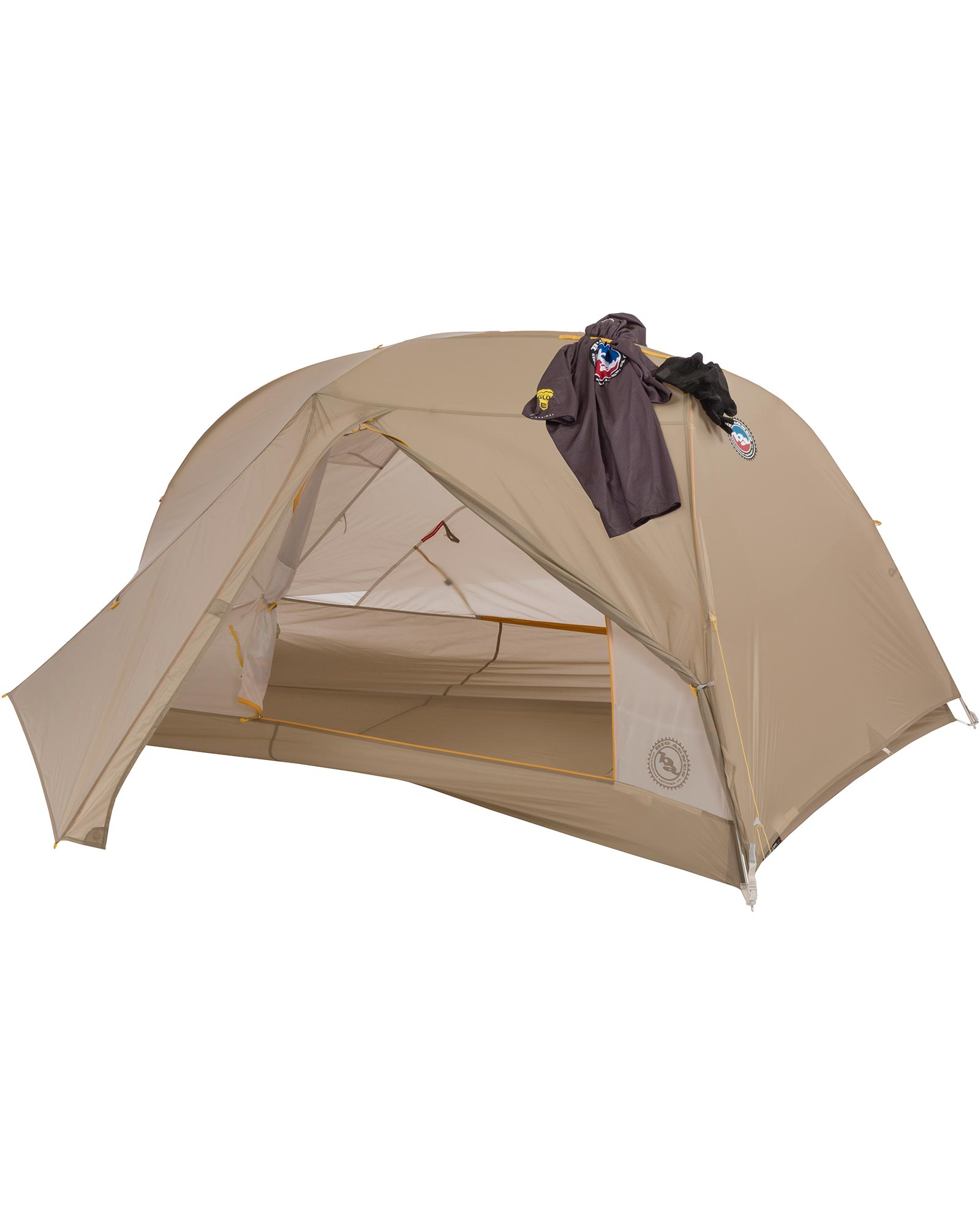 Big Agnes Tiger Wall UL2 Bikepack Tent 0