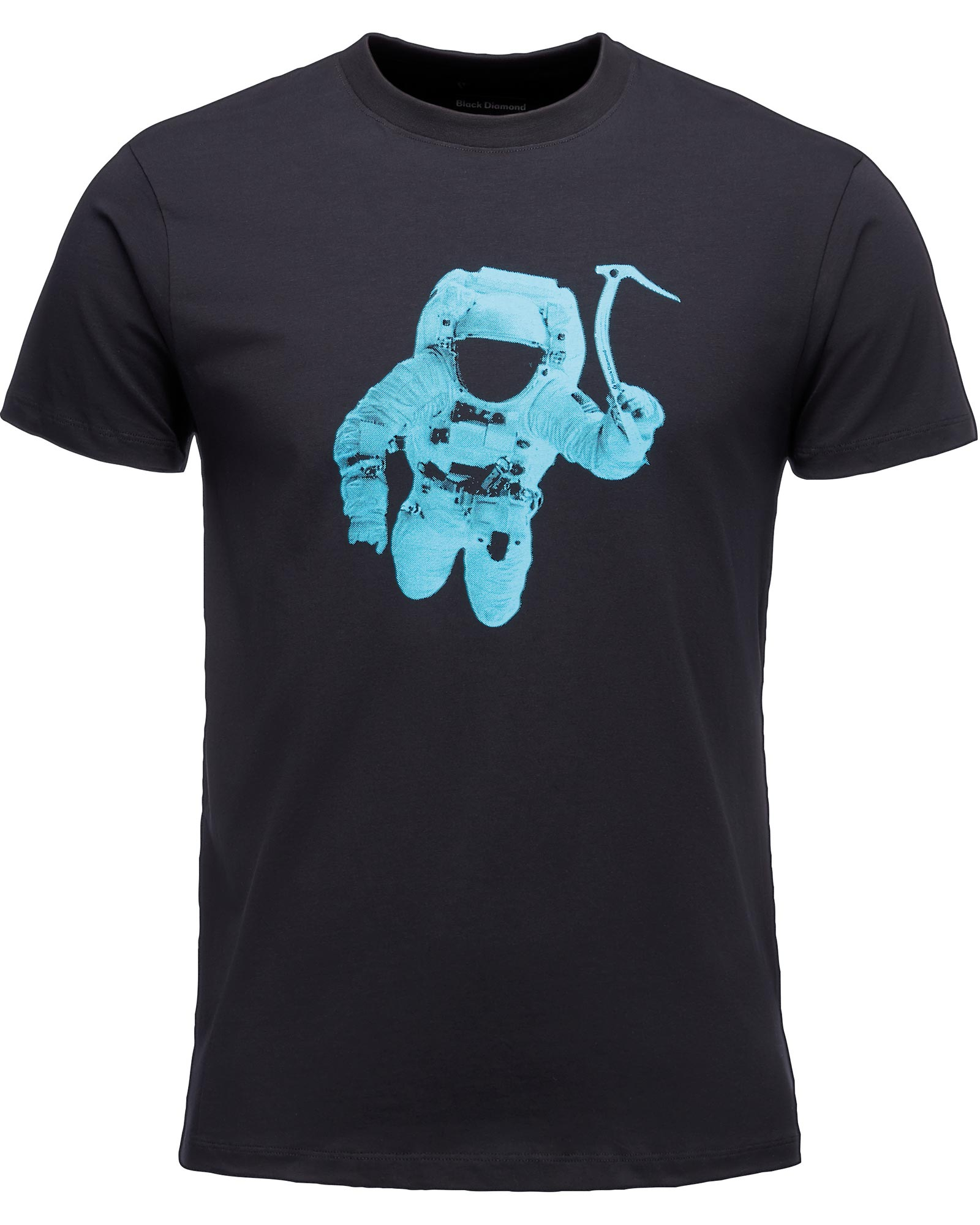 Black Diamond Men's Spaceshot T-Shirt 0