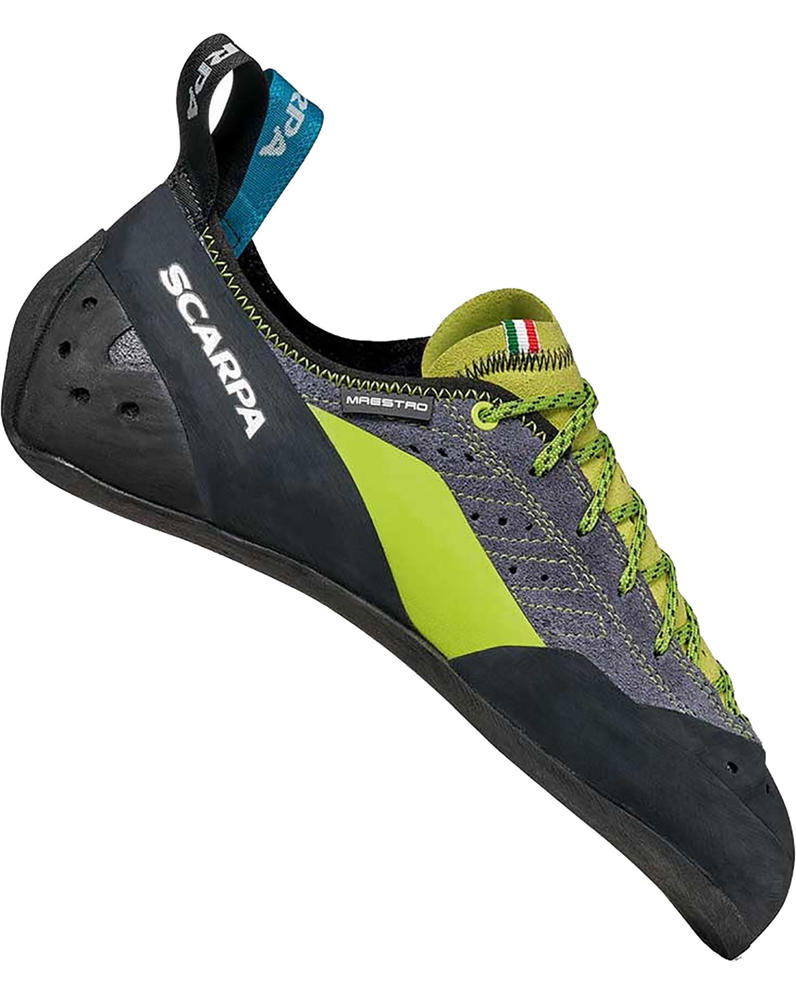Scarpa Men's Maestro Climbing Shoes 0