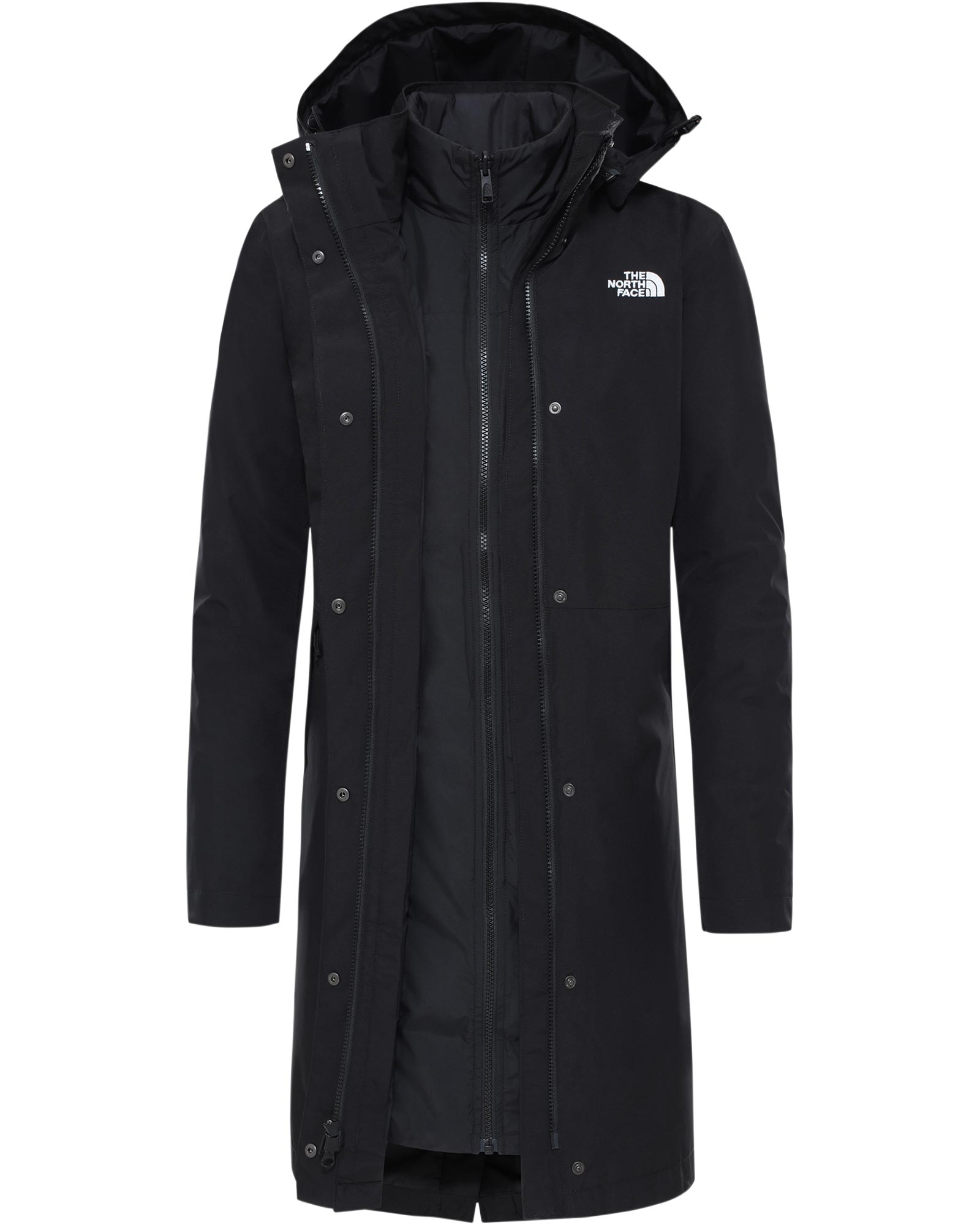 The North Face Women's Suzanne Triclimate Parka Jacket 0