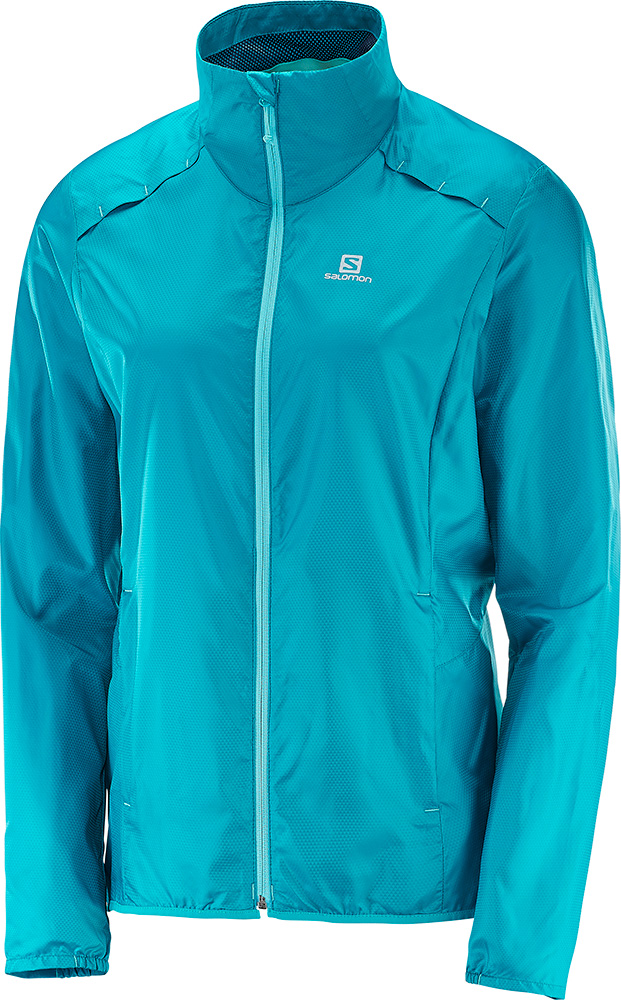 Salomon Women's Agile AdvancedSkin Wind Jacket 0