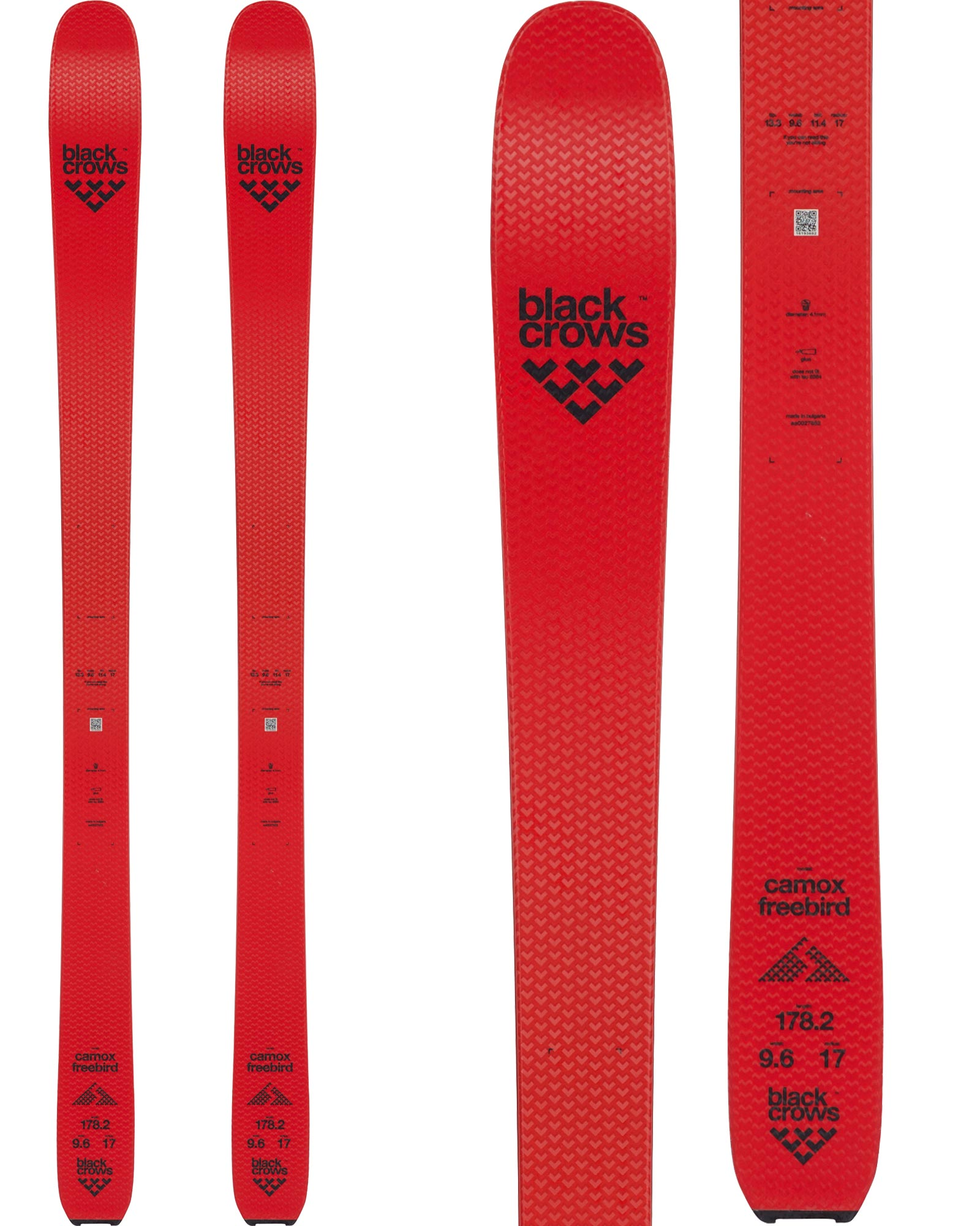 Black Crows Men's Camox Freebird Backcountry Skis 2020 / 2021 0
