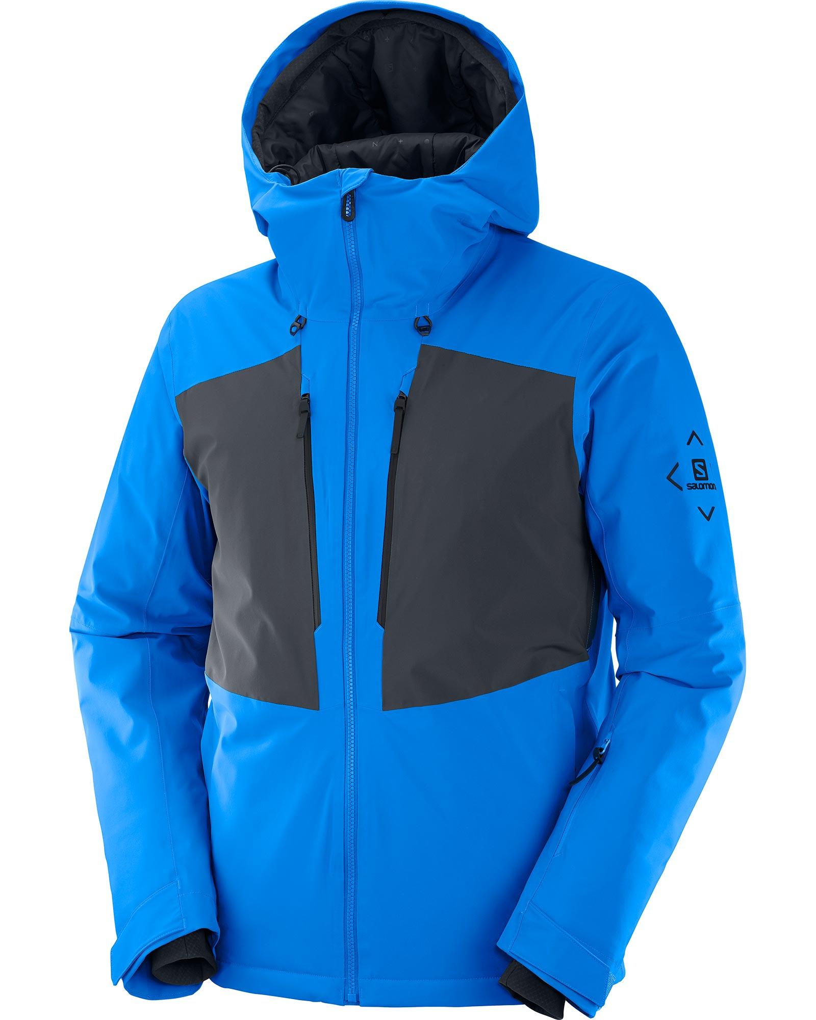 Salomon Men's Highland Ski Jacket 0