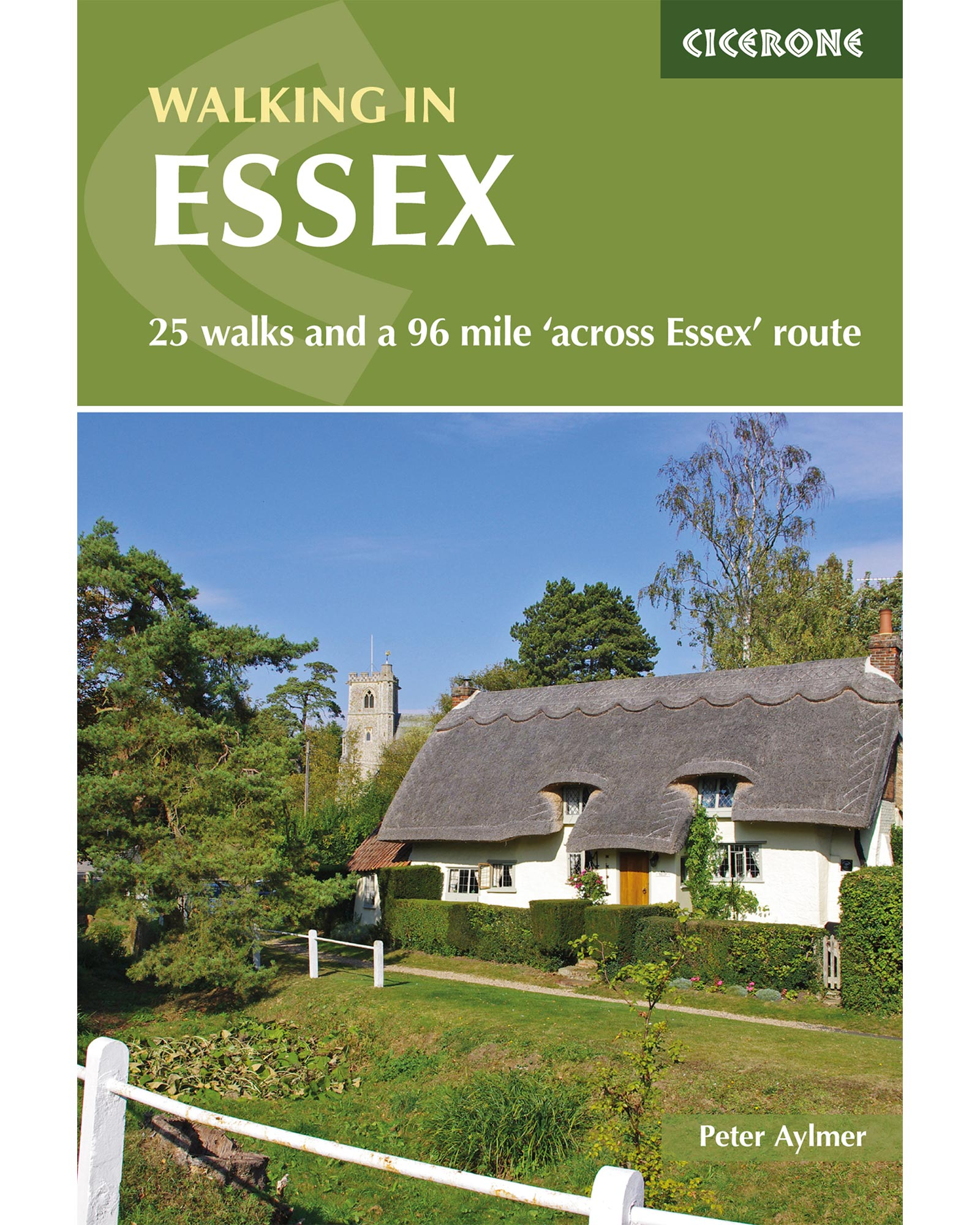 Cicerone Walking in Essex 0