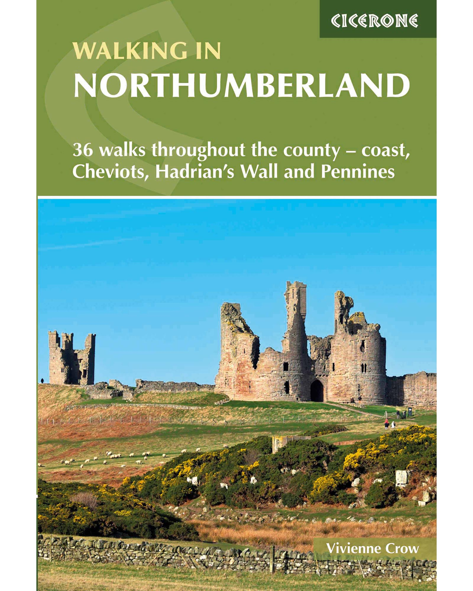 Cicerone Walking In Northumberland  0