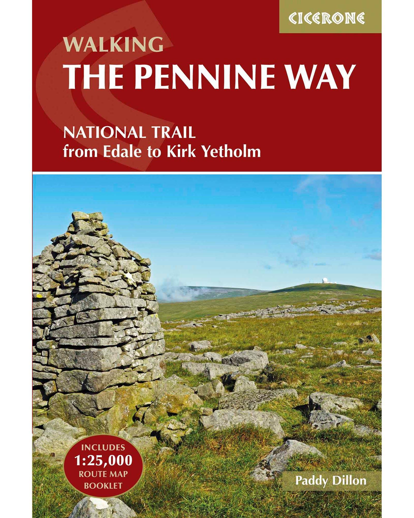 Cicerone The Pennine Way  0