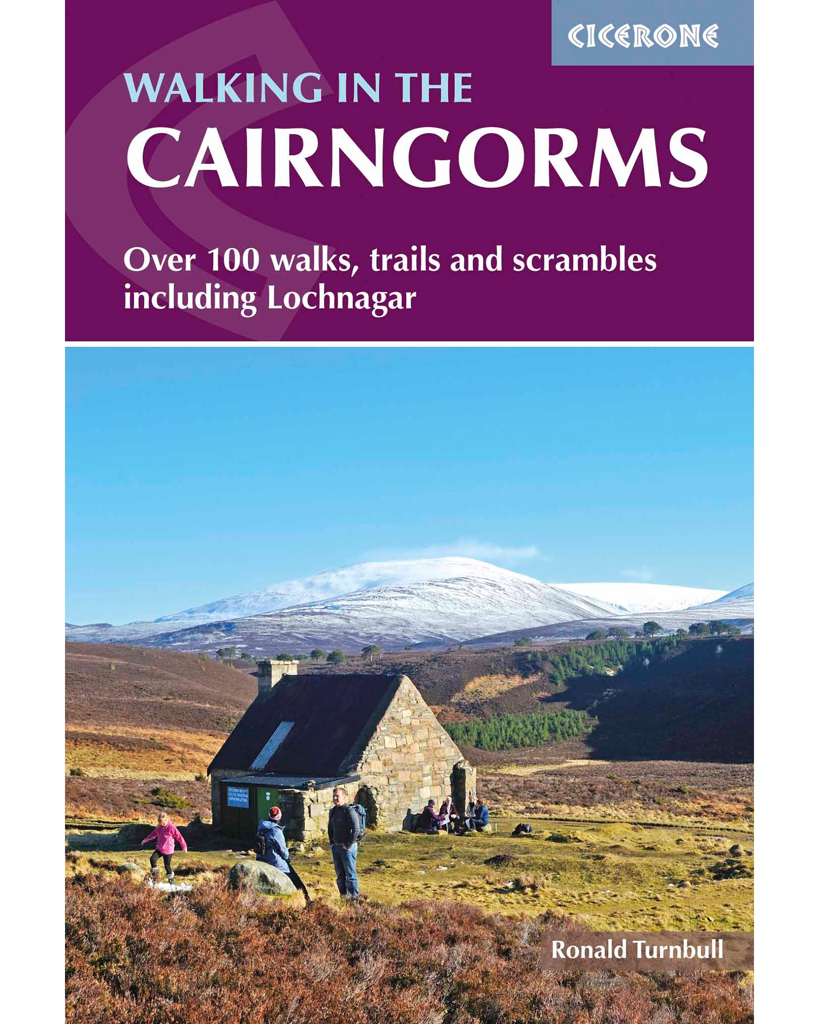 Cicerone Walking in the Cairngorms 0