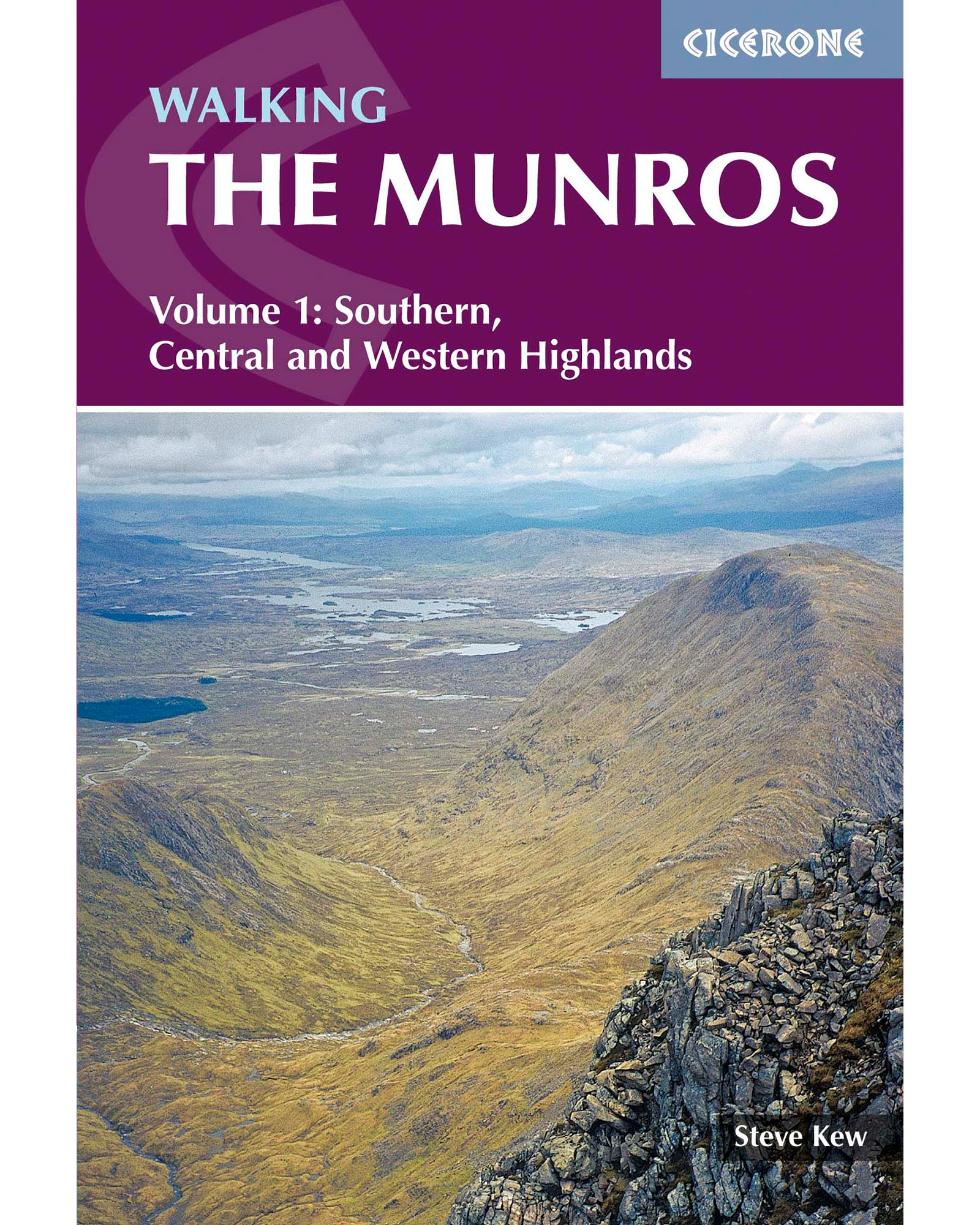 Cicerone The Munros Vol 1 S, Central and Western Highlands 0