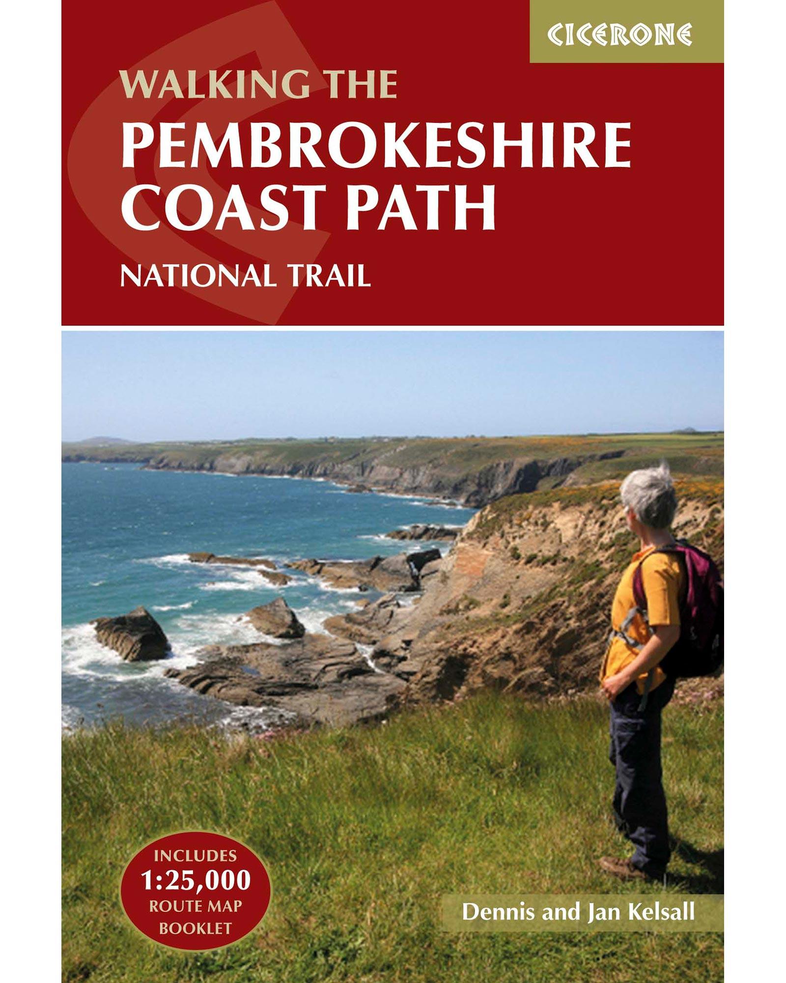 Cicerone Pembrokeshire Coastal Path 0