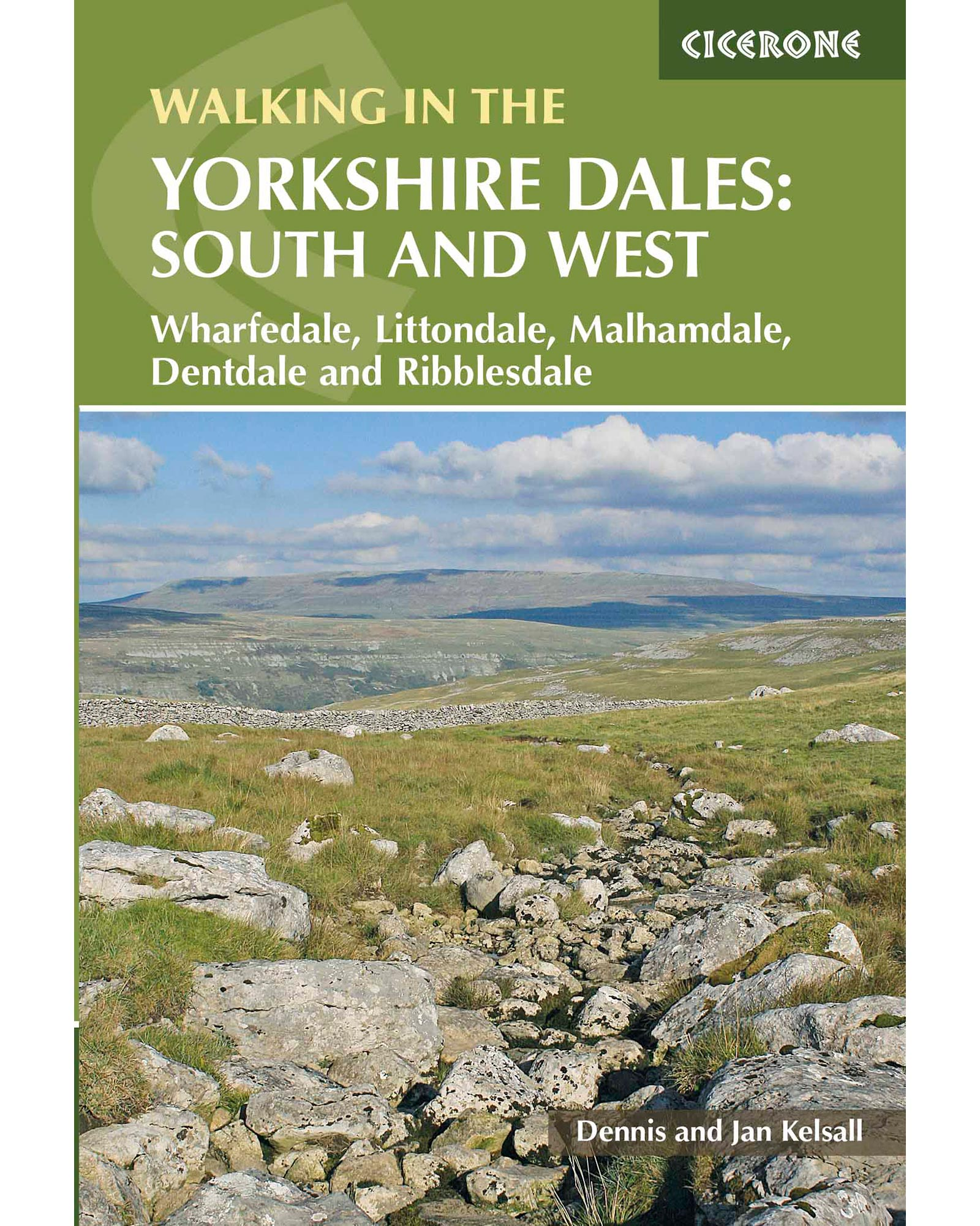 Cicerone Walking in the Yorkshire Dales: South and West 0
