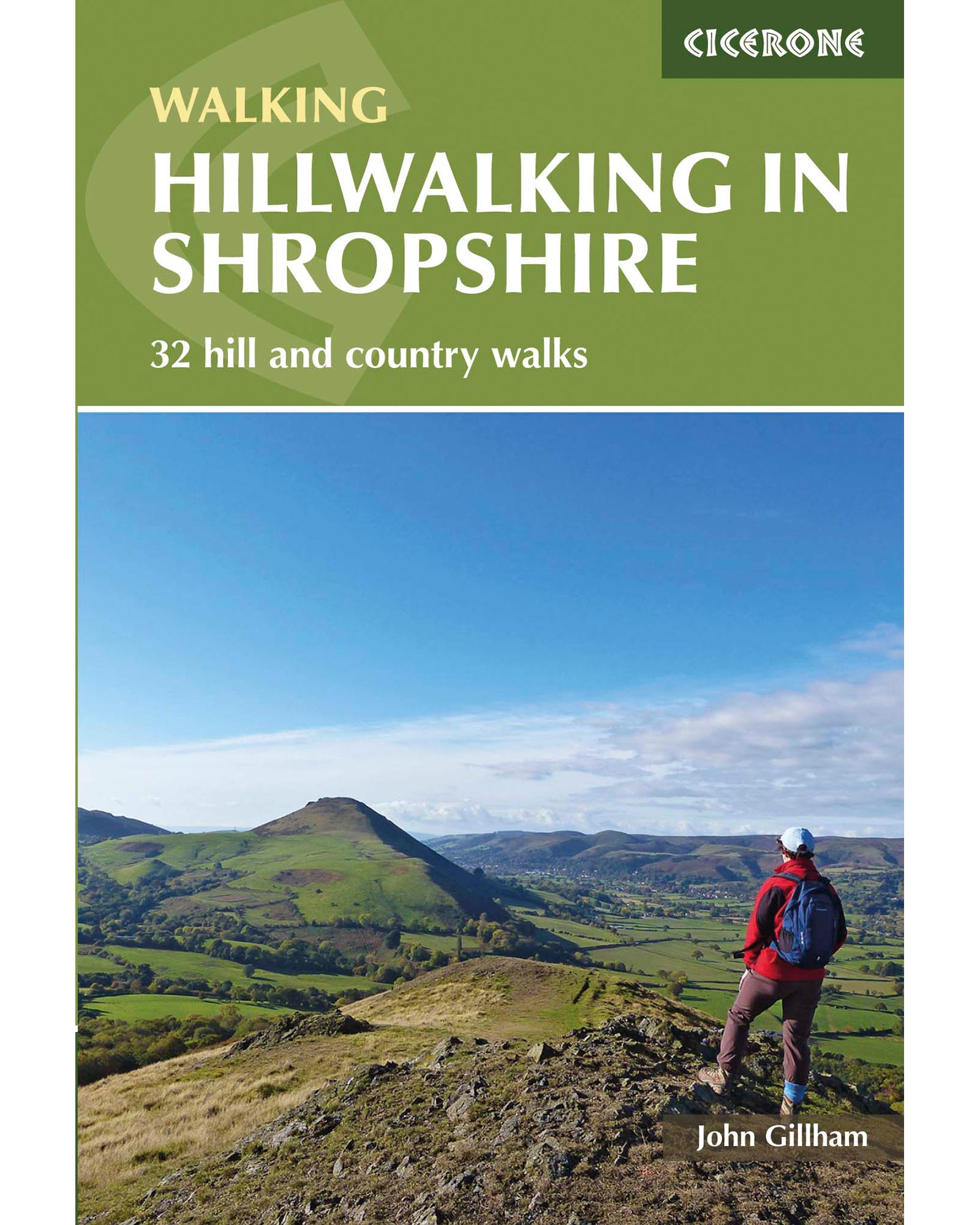 Cicerone Hillwalking In Shropshire