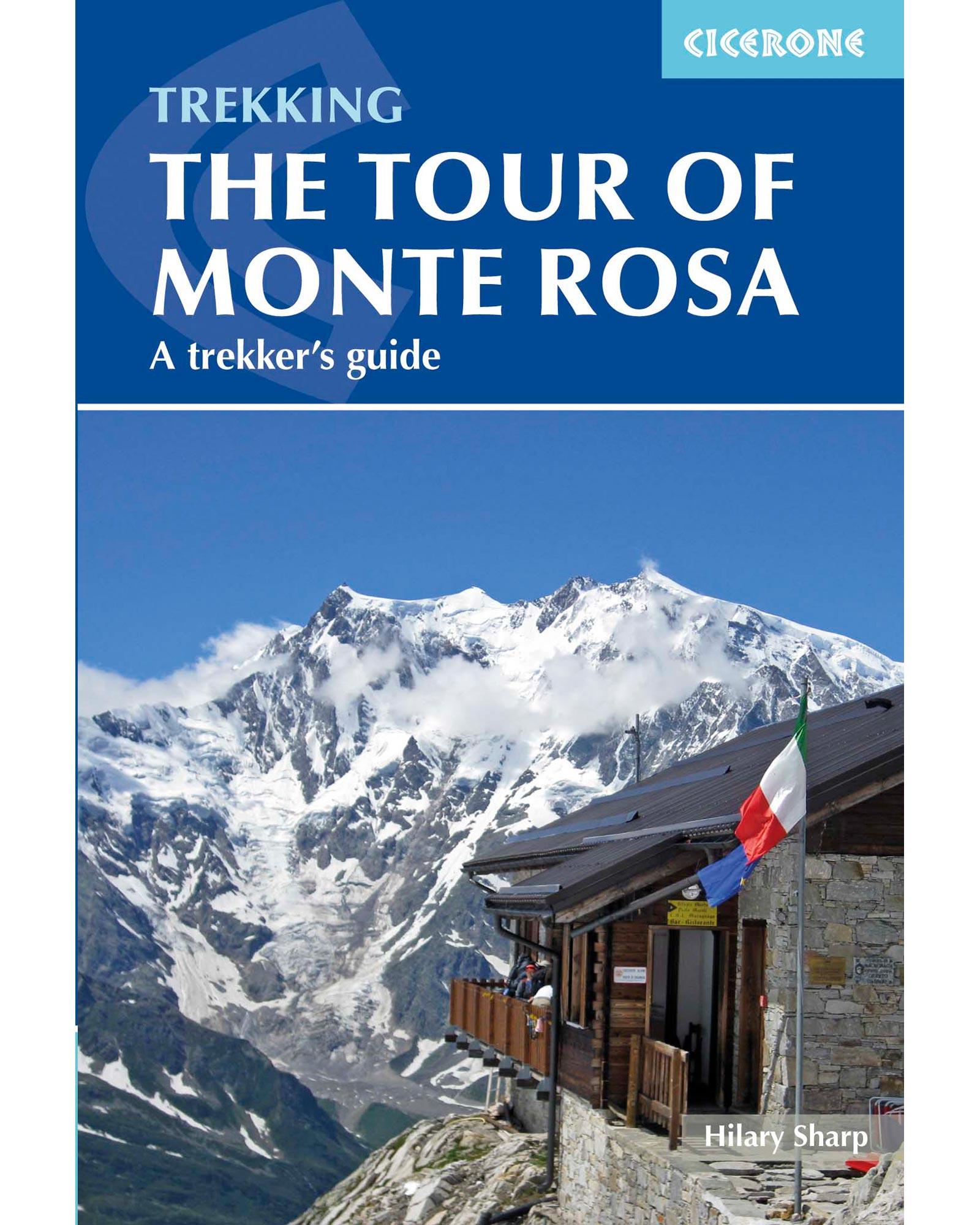 Cicerone The Tour of  Monte Rosa 0