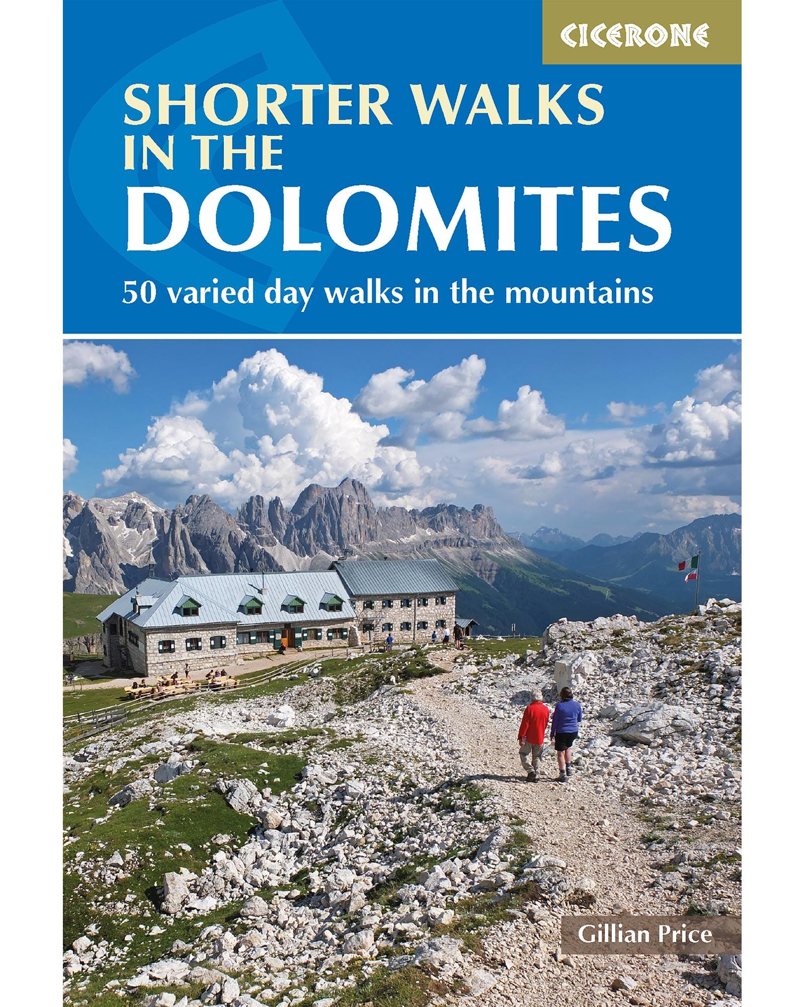 Cicerone Shorter Walks in the Dolomites  0