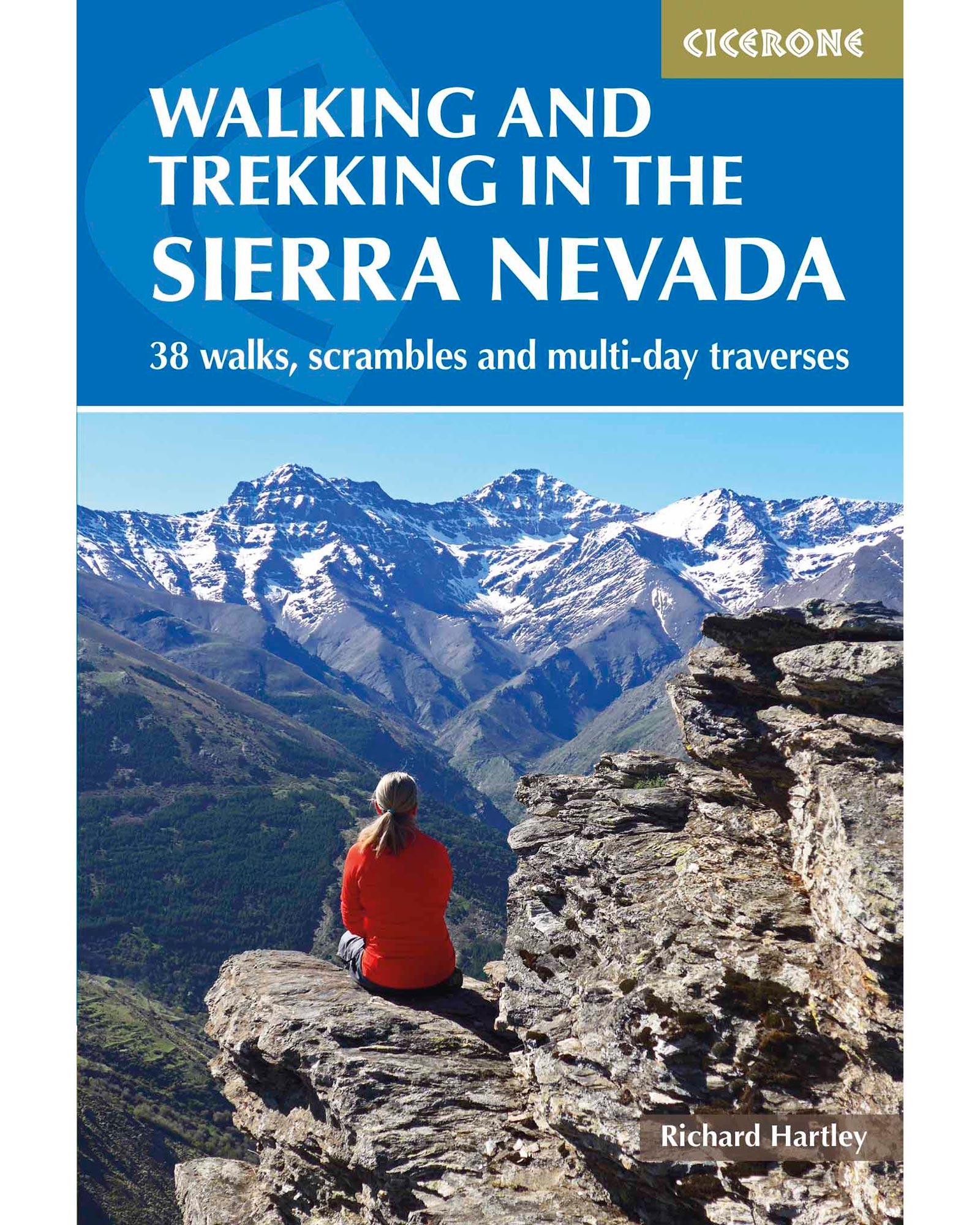Cicerone Walking in the Sierra Nevada 0