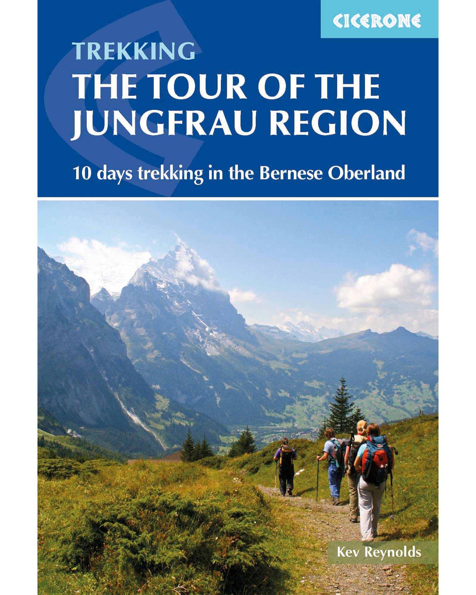 Cicerone Tour of the Jungfrau Region 0
